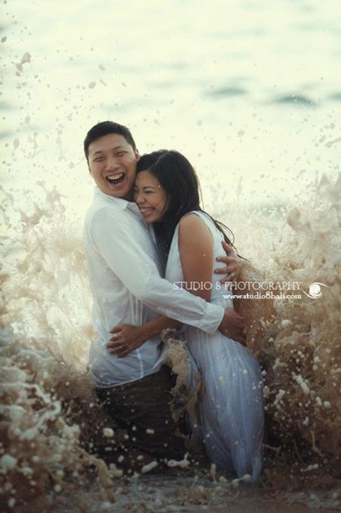 Prewedding - Evan & Shirley by Studio 8 Bali Photography - 030