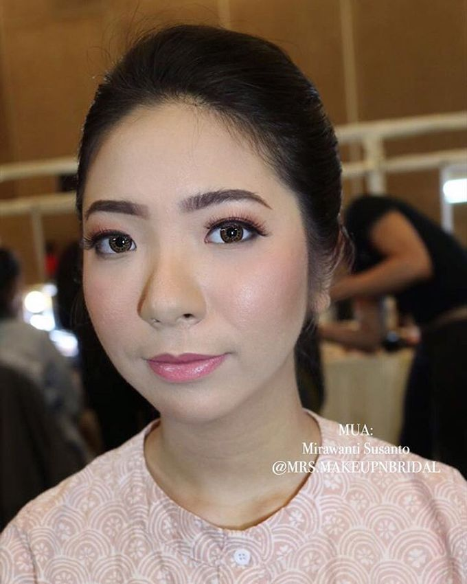 Party Makeup & Hairdo by MRS Makeup & Bridal - 001