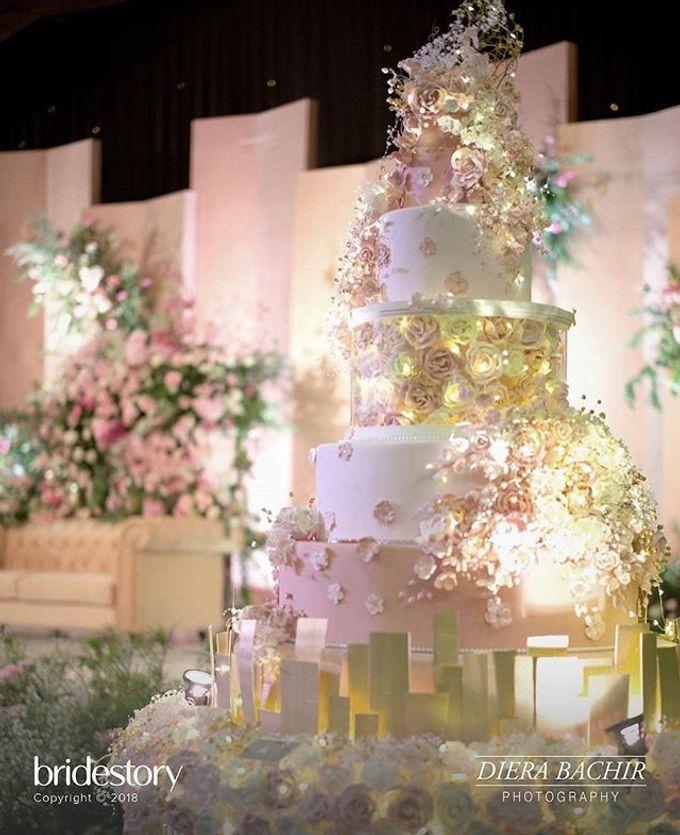 Tasya Randi Resepsi by Chandira Wedding Organizer - 011