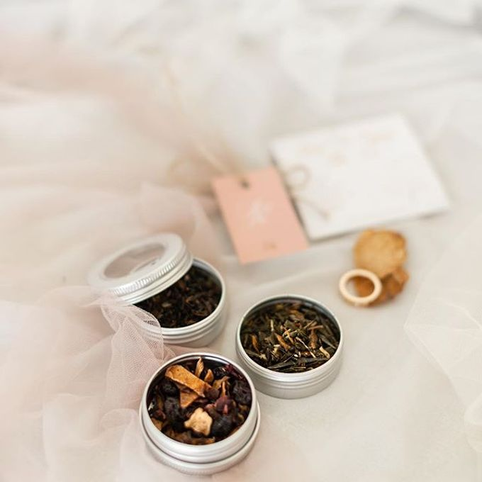the wedding of Sandy and Keth Agustine by Tea & Co Gift - 004