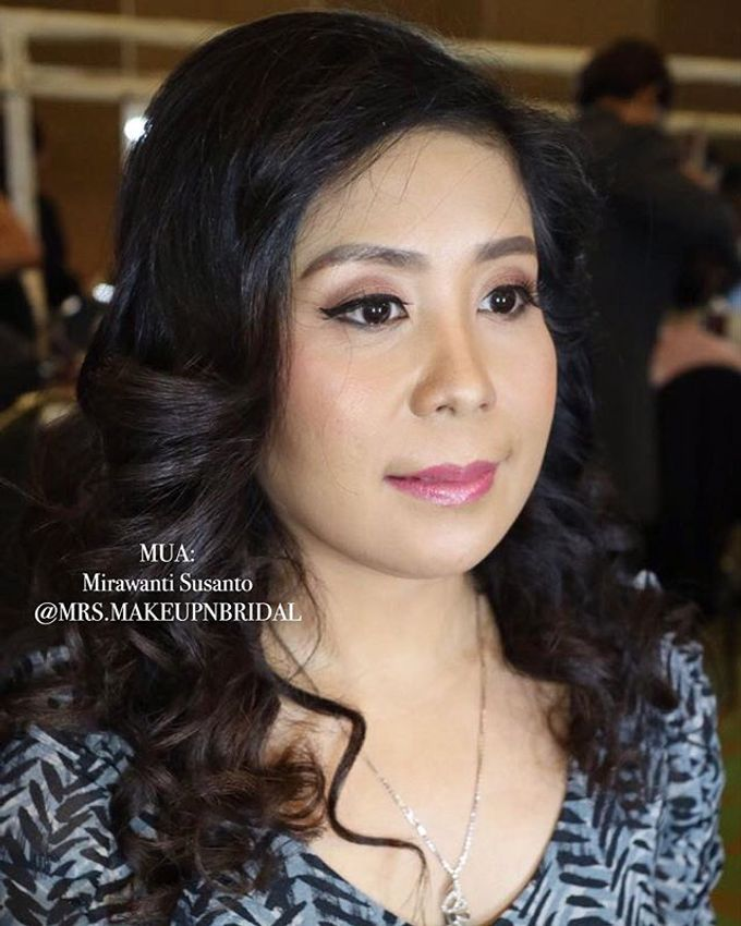Party Makeup & Hairdo by MRS Makeup & Bridal - 004