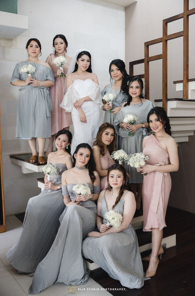The Wedding of Petra and Melissa by Bali Wedding Atelier - 022