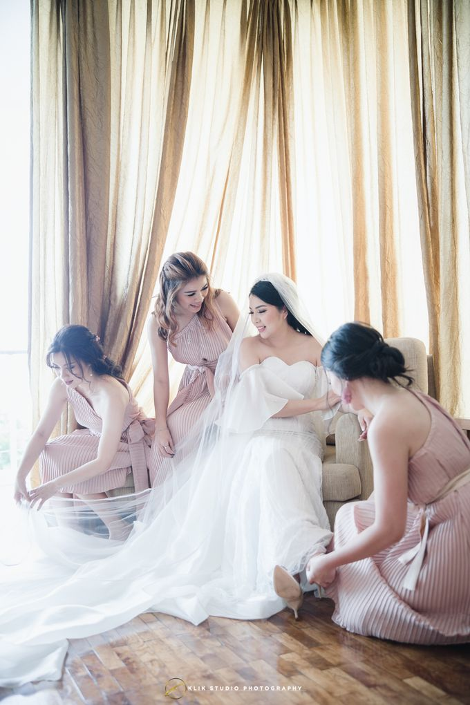 The Wedding of Petra and Melissa by Bali Wedding Atelier - 021