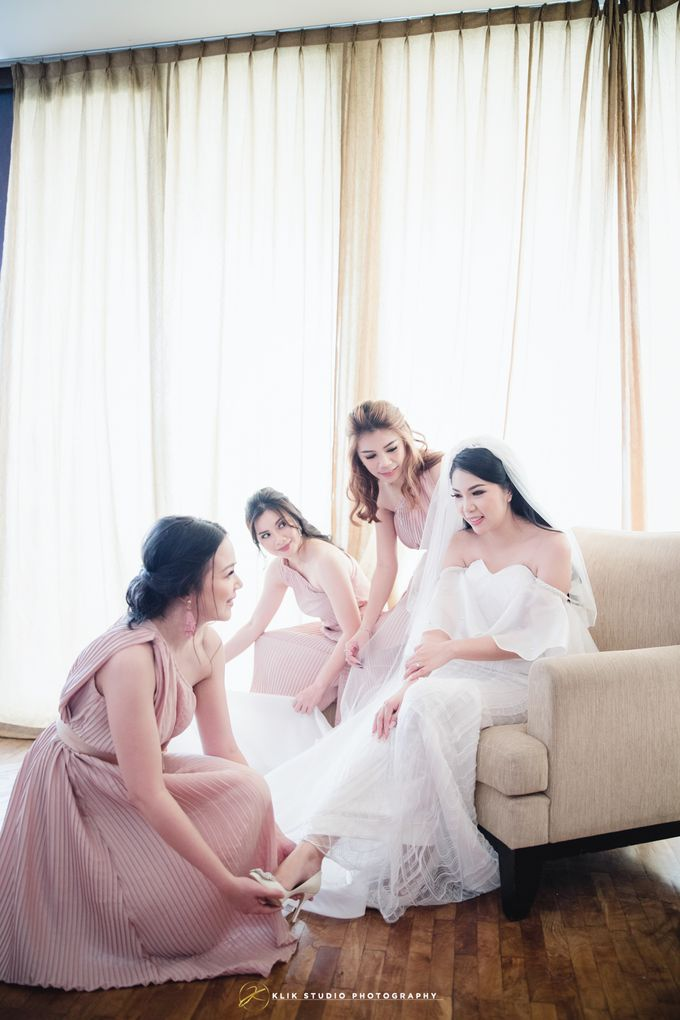 The Wedding of Petra and Melissa by Bali Wedding Atelier - 020