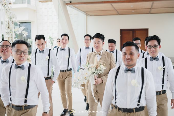 The Wedding of Petra and Melissa by Bali Wedding Atelier - 025