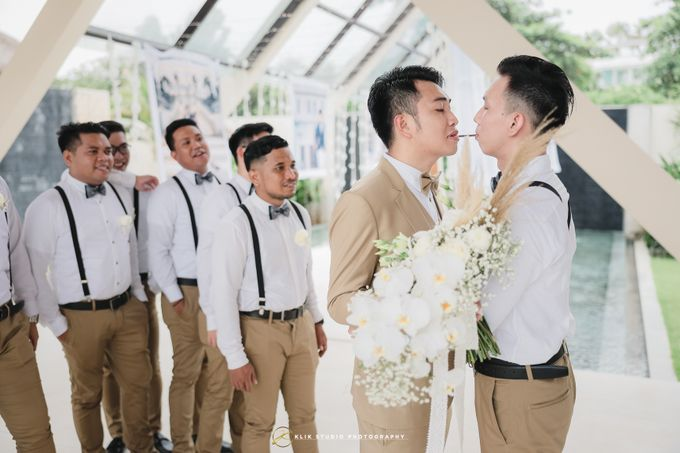 The Wedding of Petra and Melissa by Bali Wedding Atelier - 031