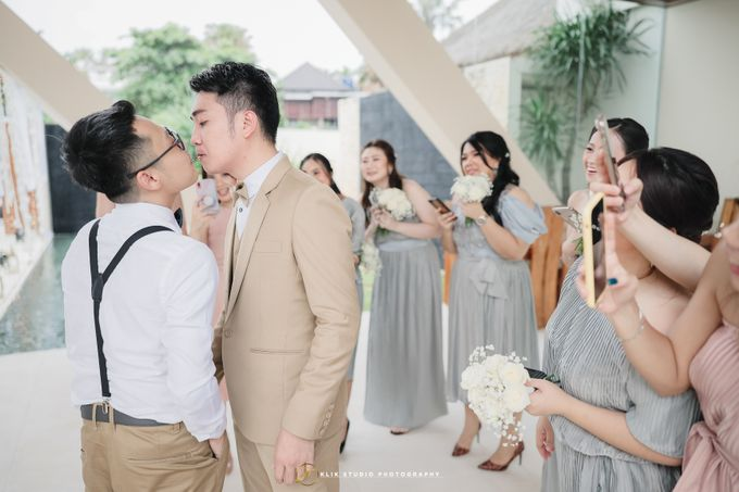 The Wedding of Petra and Melissa by Bali Wedding Atelier - 029