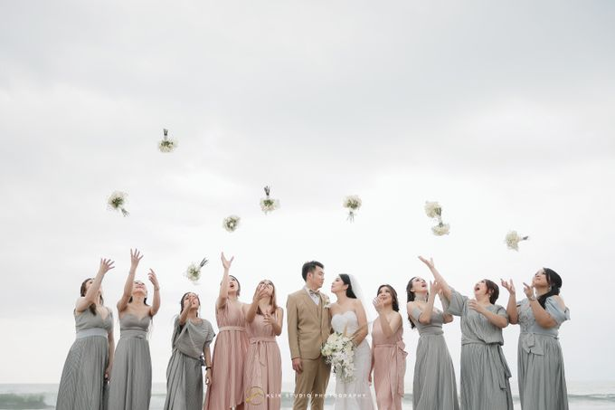 The Wedding of Petra and Melissa by Bali Wedding Atelier - 042