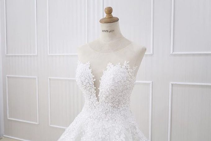 White Gown Colection by Anve Sposa - 011