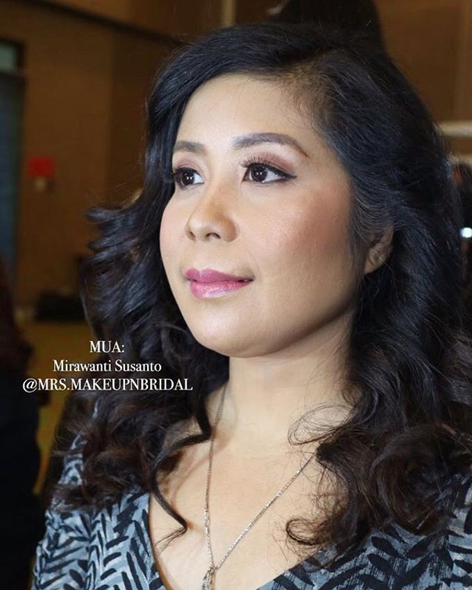 Party Makeup & Hairdo by MRS Makeup & Bridal - 006
