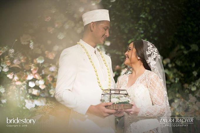 TASYA & RANDI WEDDING by Diera Bachir Photography - 003