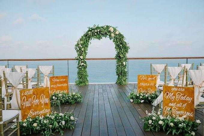 Fairytale Wedding by The edge - 009