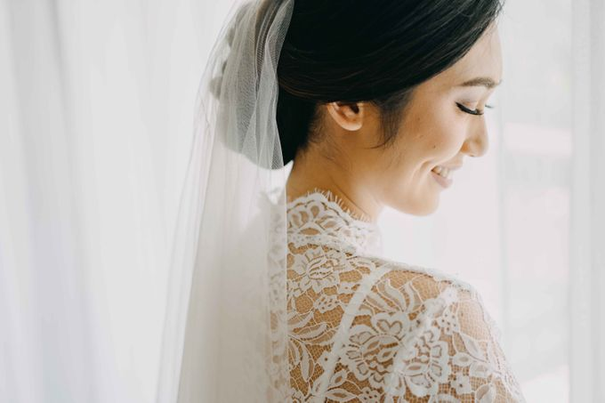Wedding The Mulia Resort Donald & Tabita by StayBright - 004