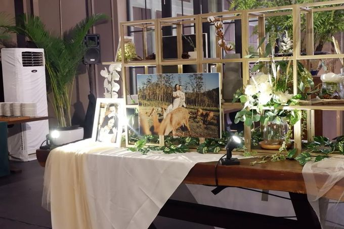 The Wedding of Satria & Elaine by Habitate Garden Lounge - 002
