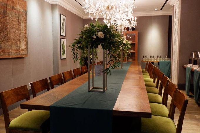 The Wedding of Satria & Elaine by Habitate Garden Lounge - 005