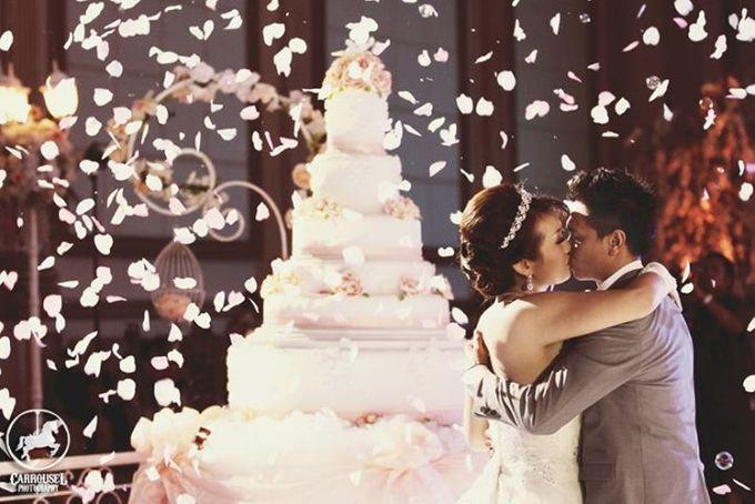 Arthur & Helen Wedding by Carrousel Photography - 020