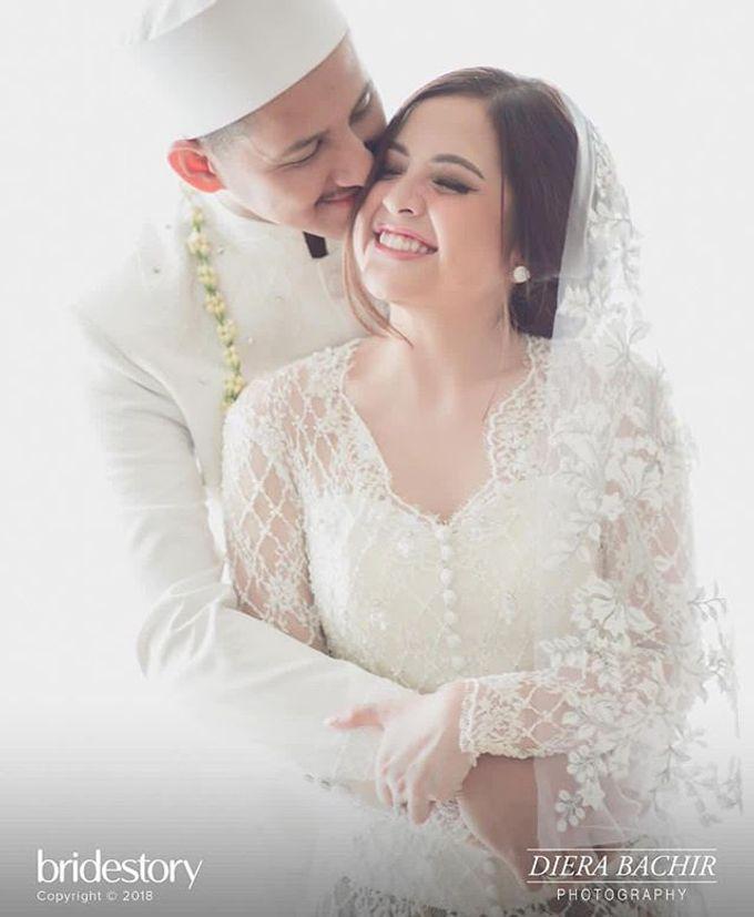 TASYA & RANDI WEDDING by Diera Bachir Photography - 021