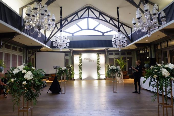 The Wedding of Satria & Elaine by de_Puzzle Event Management - 006