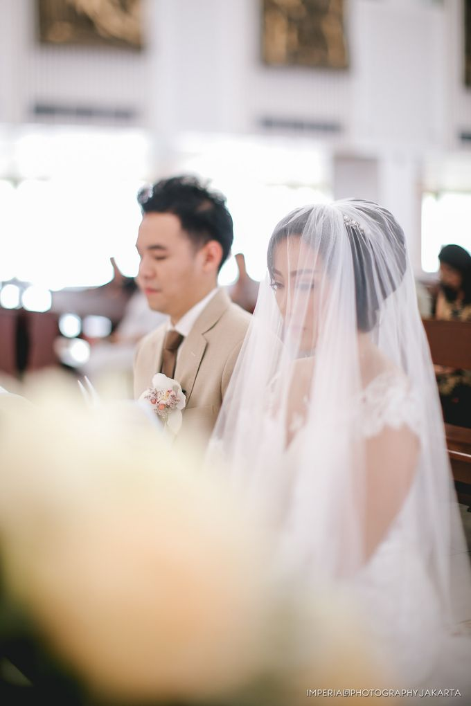 The One My Soul Loves | Kevin + Indy Wedding by Imperial Photography Jakarta - 036