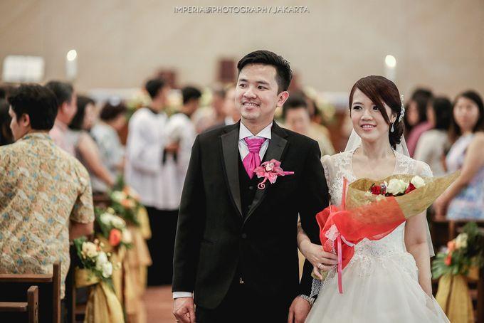 Yohanes & Vhina Wedding by Imperial Photography Jakarta - 037