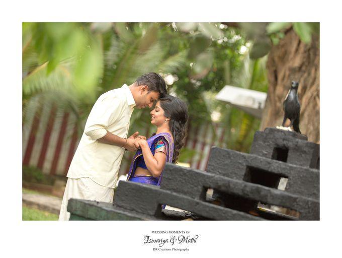 Wedding of Ishwariya & Mathi by DR Creations - 037