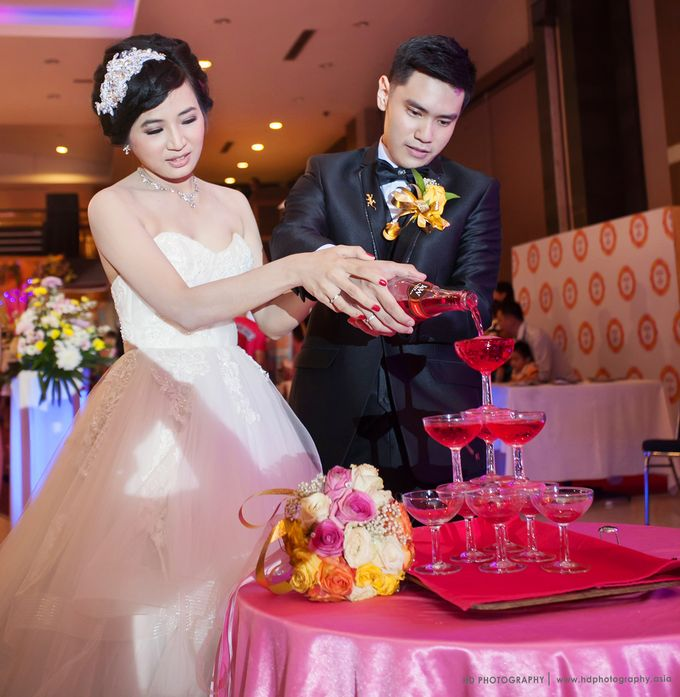 Wong & Devy - Wedding Day by HD Photography - 033