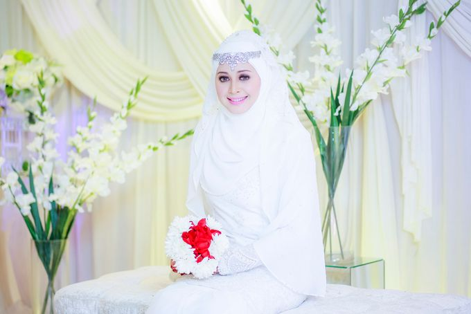 Zuhairah & Fuad by The Rafflesia Wedding & Portraiture - 028