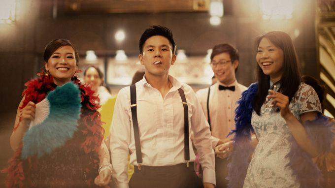Chinois by The Wedding Entourage - 006