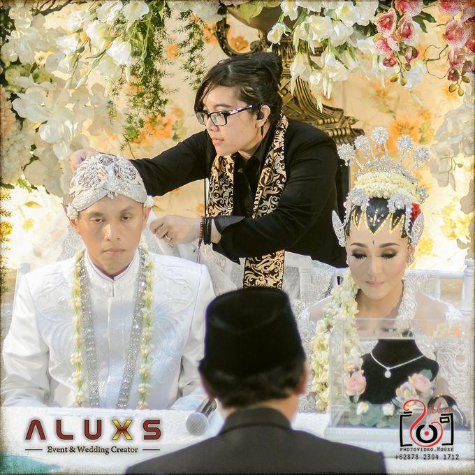 The Wedding of Santa & Khresna by Alux's Event & Wedding Creator - 014