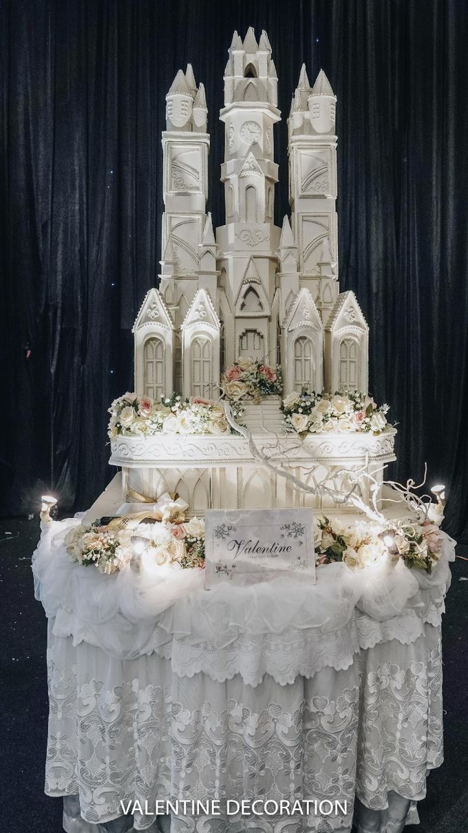 Sandy & Ferlina Wedding Decoration by TOM PHOTOGRAPHY - 039