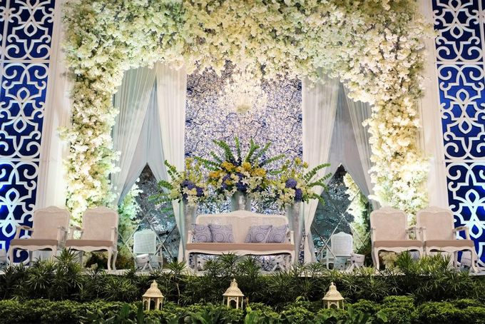 Chinoiserie Garden by Royal Design Indonesia - 001