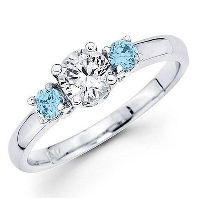 Custom Wedding Ring by Sanur Jewellery Studio - 002