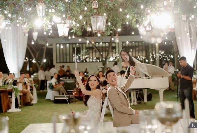 Rizky & Yosephine Wedding by Diorama Tailor - 038