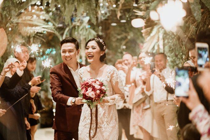 Resa & Bunga Wedding by AKSA Creative - 032