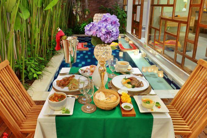 Honeymoon Package at Manca Villa Bali by Ayona Villa - 011