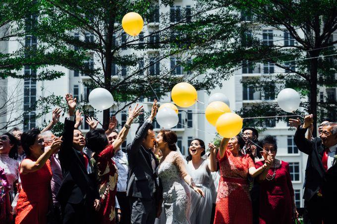 The Wedding of Anton & Christie by Memoira Studio - 042