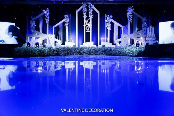 Jason & Devina Wedding Decoration by Valentine Wedding Decoration - 031
