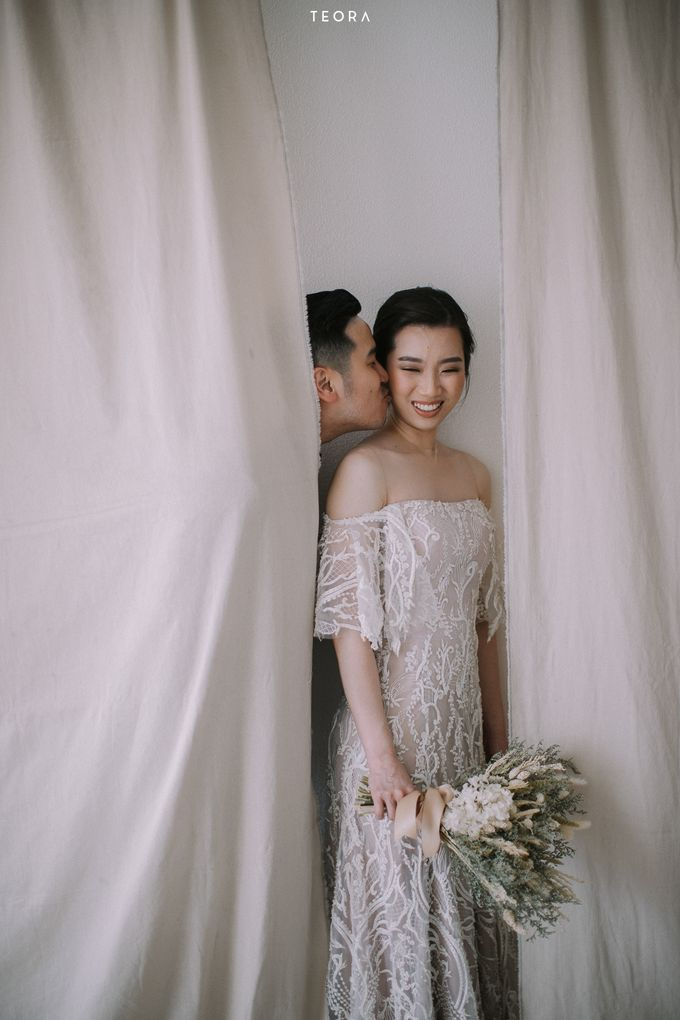 Endy & Selvi Jakarta Prewedding by Rent a Gown - 020