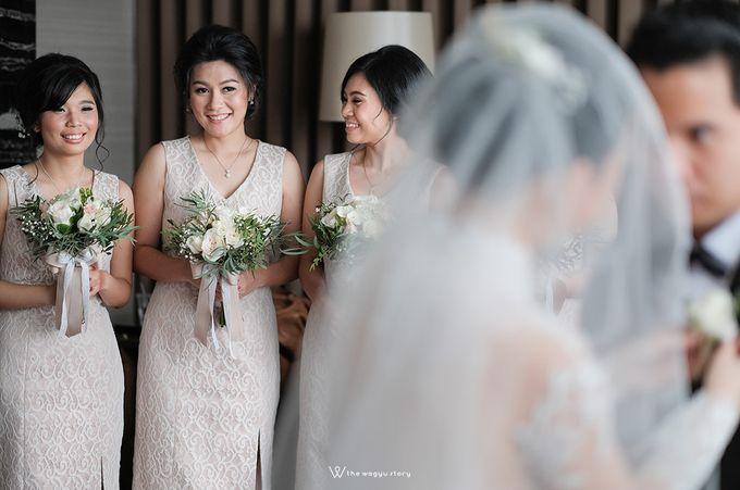 The Wedding of Gerry & Devina by The Wagyu Story - 038
