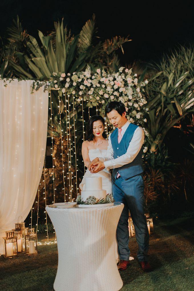 The Wedding of Ryoichi & Stephanie by BDD Weddings Indonesia - 033