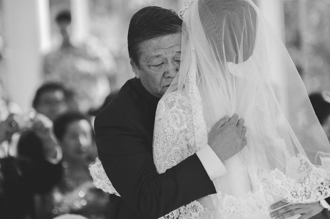 Brian & Imelda Bali Wedding by Ian Vins - 029