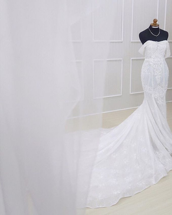 White Gown Colection by Anve Sposa - 007