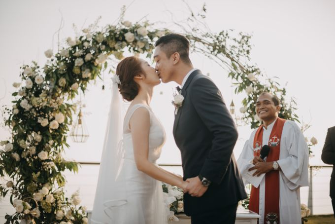 The Wedding of Richie & Soo Young by The edge - 014
