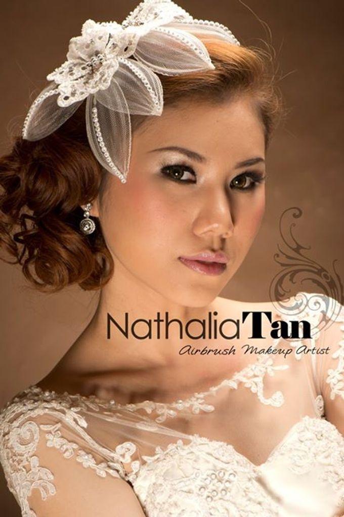 Classic Elegance captured by Nathalia TAN Makeup Artist - 005