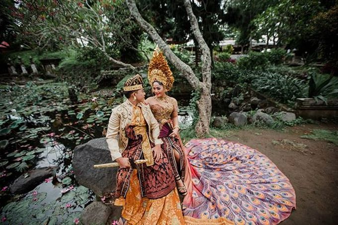 Balinese Prewedding by Gelung Bali Wedding - 007