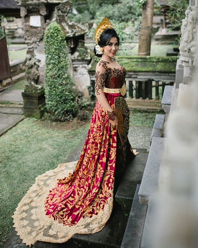 Balinese Prewedding by Gelung Bali Wedding - 002