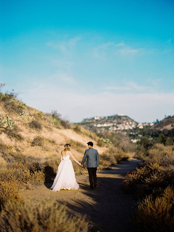 Godwin & Nicole  - Los Angeles Wedding by Maritha Mae - 013