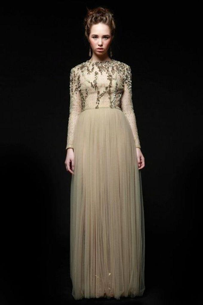 Bride and Evening Collection 2012-2013 Lookbook by saptodjojokartiko bride - 007