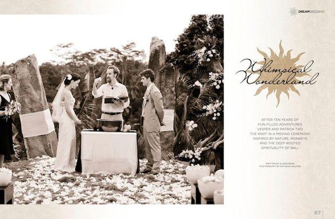 Dream Wedding Bali Style magazine by Yeanne and Team - 009