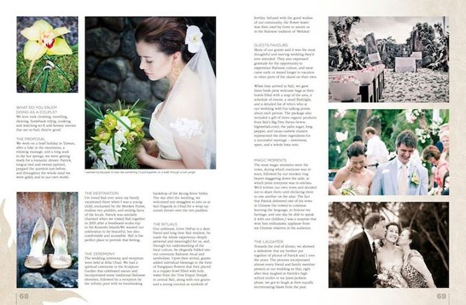 Dream Wedding Bali Style magazine by Yeanne and Team - 010